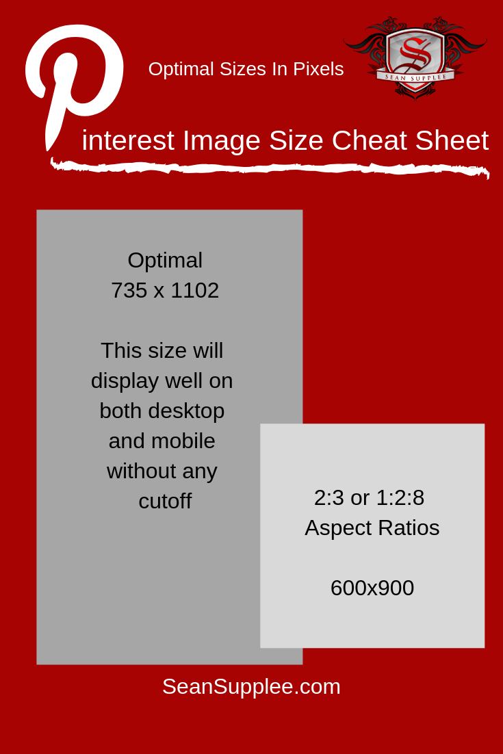 Optimal Image Size For Pinterest